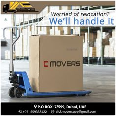 Worried Of Relocation ?? We'll Handle It !!! Click Movers UAE 📞 : +971 559338422 clickmoversuae@gmail.com 🌐 www.clickmoversuae.com #MoversInUAE #MoversInDubai #MoversInAbuDhabi #AbuDhabiMovers #ProfessionalMoversInAbuDhabi #MoversAndPackersInDubai #MoversAndPackersInAbuDhabi #PackersAndMoversInDubai #RelocationCompaniesInUAE #InternationalMoversDubai #FurnitureMoversInDubai #RelocationCompanyInDubai #PackingCompaniesDubai