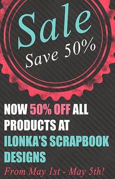 Ilonka's Scrapbook Designs