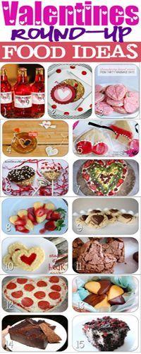 The jackpot of #Valentine food inspiration!  www.TheDatingDiva... #vday #recipes | http://romanticvalentinedays.blogspot.com