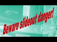 Beware your RV slideout! - YouTube