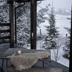 What an awesome location. #snow #winter