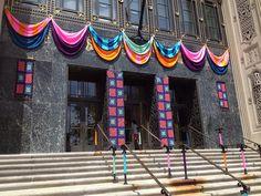 Perelman Museum Yarn Bombing   Yarn Bombings - International   YarnPlaces
