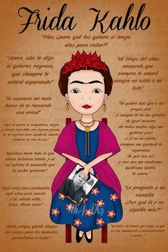 36 Best Fridah Kahlo Images On Pinterest Frida Quotes Spanish
