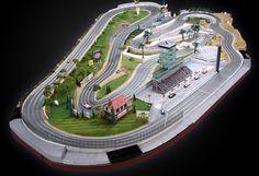 Slot Mods Luxury Custom and Replica Slot Car Raceways.