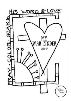 War Binder - Using Bible Stories from the Heart printables- from our etsy shop Printable Recipe Cards, Printable Planner Stickers, Printables, Prayer Journal Printable, School Book Covers, Bible Coloring Pages, Jesus Freak, Bible Stories, Prayer Request