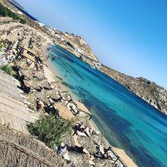 "Thibault G on Instagram: ""👍🏻☀️ Good morning Mykonos ☀️👍🏻"" Mykonos, Good Morning, Water, Outdoor, Instagram, Buen Dia, Gripe Water, Outdoors, Bonjour"