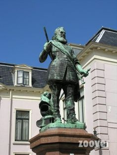 'Us Heit' Willem Lodewijk van Nassau - stadhouder in Leeuwarden
