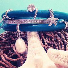 Mermaid please... #bracelets #stacks #diamonds #diamond #pearl #ocean #beach #sand #sun #surf #waves #trending #trendy #mermaid #mermaidhair #mermaidhairdontcare #blue #green #white #brown #fashionblogger #fashion #jewelry