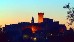 Tuscan castles: Capalbio