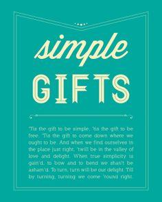 Simple Oh Happy Day Print DIGITAL DOWNLOAD 8x10 by LyndsayJohnson