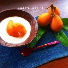 今年も絶対捨てないで!びわの種で杏仁豆腐♡