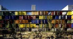 82 State Subsidized Housing Building In Carabanchel - Picture gallery