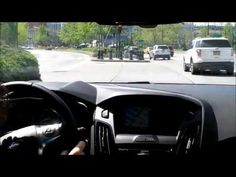 Test drive: Ford Focus Electric car