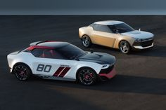 2015 Nissan IDx NISMO and IDx Freeflow Co-creation Concept Vehicles