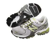 Womens New Balance 1226...supposed to be a great running shoe for women with bad knees!
