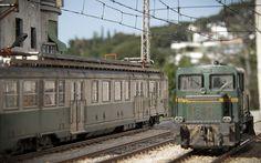 TrainScape: Paso a nivel de Peñuelas 13º