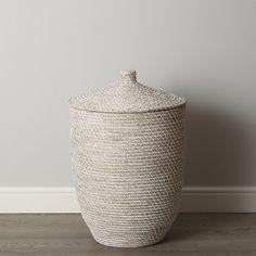 Alibaba Laundry Basket | The White Company