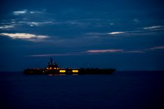 https://flic.kr/p/N7mqmC   USS Ronald Reagan is underway off the coast of the Korean peninsula during exercise Invincible Spirit.   WATERS SURROUNDING THE KOREAN PENINSULA (Oct. 11, 2016) The Nimitz-class aircraft carrier USS Ronald Reagan (CVN 76) is underway off the coast of the Korean peninsula during exercise Invincible Spirit. Invincible Spirit is a bilateral exercise conducted with the Republic of Korea Navy in the waters near the Korean Peninsula consisting of routine Carrier Strike…