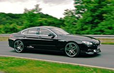 AC Schnitzer-tuned BMW 6 Series Gran Coupe
