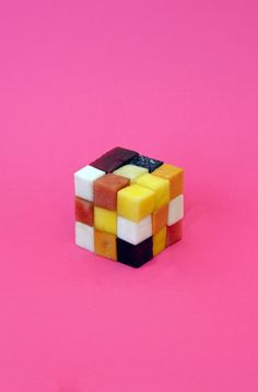 Rubix cube dessert? Sticky toffies? Eat your problems? Dont stress?!