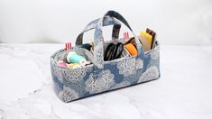DIY WINDMILL TOTE BAG Diy Belt Pouches, Pouch Bag, Zipper Pouch, Diy Cute Coin Purse, Pochette Portable Couture, Lunch Tote Bag, Duffel Bag, Crossbody Bag, Handbag Tutorial