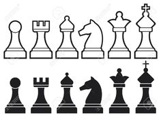 chess pieces - Google Search
