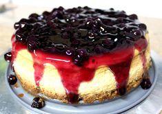 A No-Bake Cheese Cake - seems  worth the try!