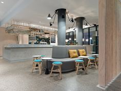 Café Pause by Ippolito Fleitz Group, Ostfildern-Nellingen – Germany » Retail Design Blog