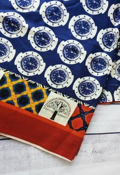 Indigo Watch Print - Indian cotton Fabric , fabric with border, Half Meter ₹119.00 Unique watch print in Indigo blue. the fabric has border on one side. perfect for any sewing project Fabric : cotton, Soft Let me know if you have any questions.  I ship worldwide. The conversion to y... http://www.chezvies.com#!/Indigo-Watch-Print-Indian-cotton-Fabric-fabric-with-border-Half-Meter/p/73740362