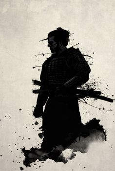 Samurai by Nicklas81 (print image)