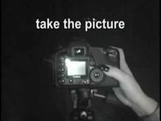This describes how to do a light painting