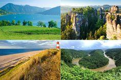Deutschland ist voller beeindruckender Naturwunder, die gerade jetzt im Sommer einen Besuch wert sind. Eine Inspirationsquelle für Ihren nächsten Ausflug im Freien könnte das neue Ranking von Tripadvisor sein: Basierend auf den Bewertungen deutscher und internationaler Reisender zeigt es die zehn beliebtesten Naturattraktionen in Deutschland.