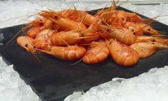 Jak loupat, připravit a jíst krevety?