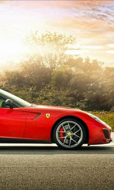 """""""If you never chase your dreams, you will never catch them."""" Ferrari 599 GTO - click on the image and start dreaming! #FerrariFriday"""