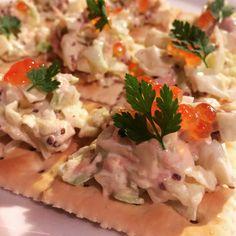 Tuna & Mustard Coleslaw