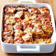 Μια εύκολη συνταγή για κολοκυθάκια με παρμεζάνα στο φούρνο. Ένα πιάτο εύκολο στη παρασκευή του (συνταγή από εδώ), υπέροχο στη γεύση του για να το απολαύσετε στο οικογενειακό τραπέζι σαν συνοδευτικό, ορεκτικό αλλά και κυρίως