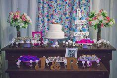 ♥♥♥  Noivado real DIY da Joice e do Robson Um noivado real DIY inspirado em vários dos nossos casos reais postados aqui! Tá na hora de deixar a Joice te inspirar com o noivado dela também! http://www.casareumbarato.com.br/noivado-real-diy-da-joice-e-do-robson/