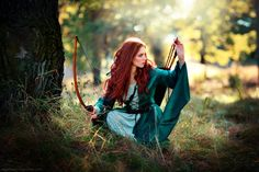 Find Beautiful Red Haired Girl Green Medieval stock images in HD and millions of other royalty-free stock photos, illustrations and vectors in the Shutterstock collection. Foto Fantasy, Fantasy Art, Fantasy Inspiration, Character Inspiration, Magic Academy, Foto Gif, Girls With Red Hair, Fantasy Photography, Medieval Fantasy