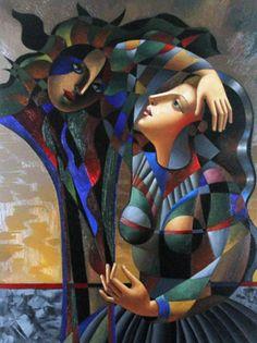 Imaginary Friend by Oleg Zhivetin