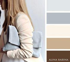 Colores en un Outfit