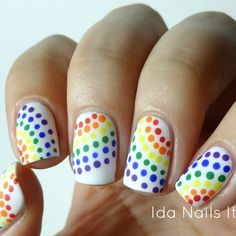 Ida Nails It - Paint All the Nails Presents: Dotticures