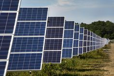 Problems Holding the Solar Industry Back