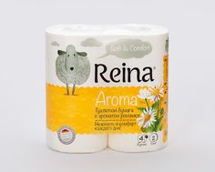 Reina on Packaging of the World - Creative Package Design Gallery