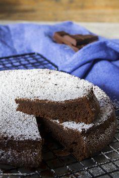 French chocolate cake #food #cake