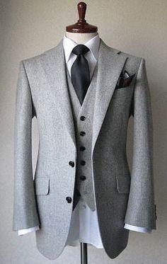 Dress Suits For Men, Suit And Tie, Mens Suits, Men Dress, Mens Fashion Blazer, Suit Fashion, Terno Slim, Classy Suits, Designer Suits For Men