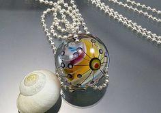 Melanie Moertel Lampwork Beads  Colorful glass by melaniemoertel, $170.00