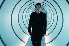 Gattaca.  Can't believe it took me so long to see this.  Visually striking and absorbingly compelling.