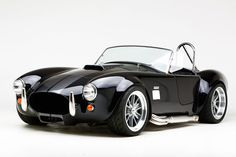 Anniversary Special Edition Roadster – Factory Five Racing – Speed Team Shelby Cobra Replica, Ford Shelby Cobra, Ac Cobra, New Sports Cars, Vintage Sports Cars, Sport Cars, Vintage Cars, Convertible, Factory Five