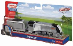 Thomas the Train: TrackMaster Spencer $13.00
