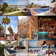Photos of Dreams Resorts Riviera Cancun by Jennifer Childress Photography